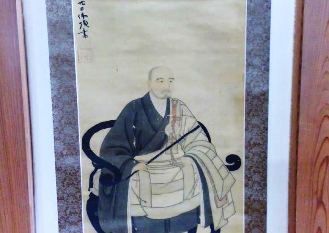鹿行偉人伝その1~芭蕉の師 仏頂和尚~   鹿行ナビ